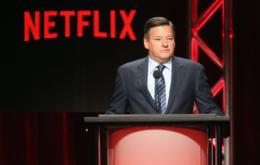 Netflix联合CEO泰德·萨兰多斯 图片来源:Getty Images