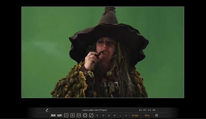 影视色彩管理专家,实时调色