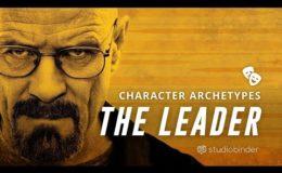 电影中的角色原型(一):领导者