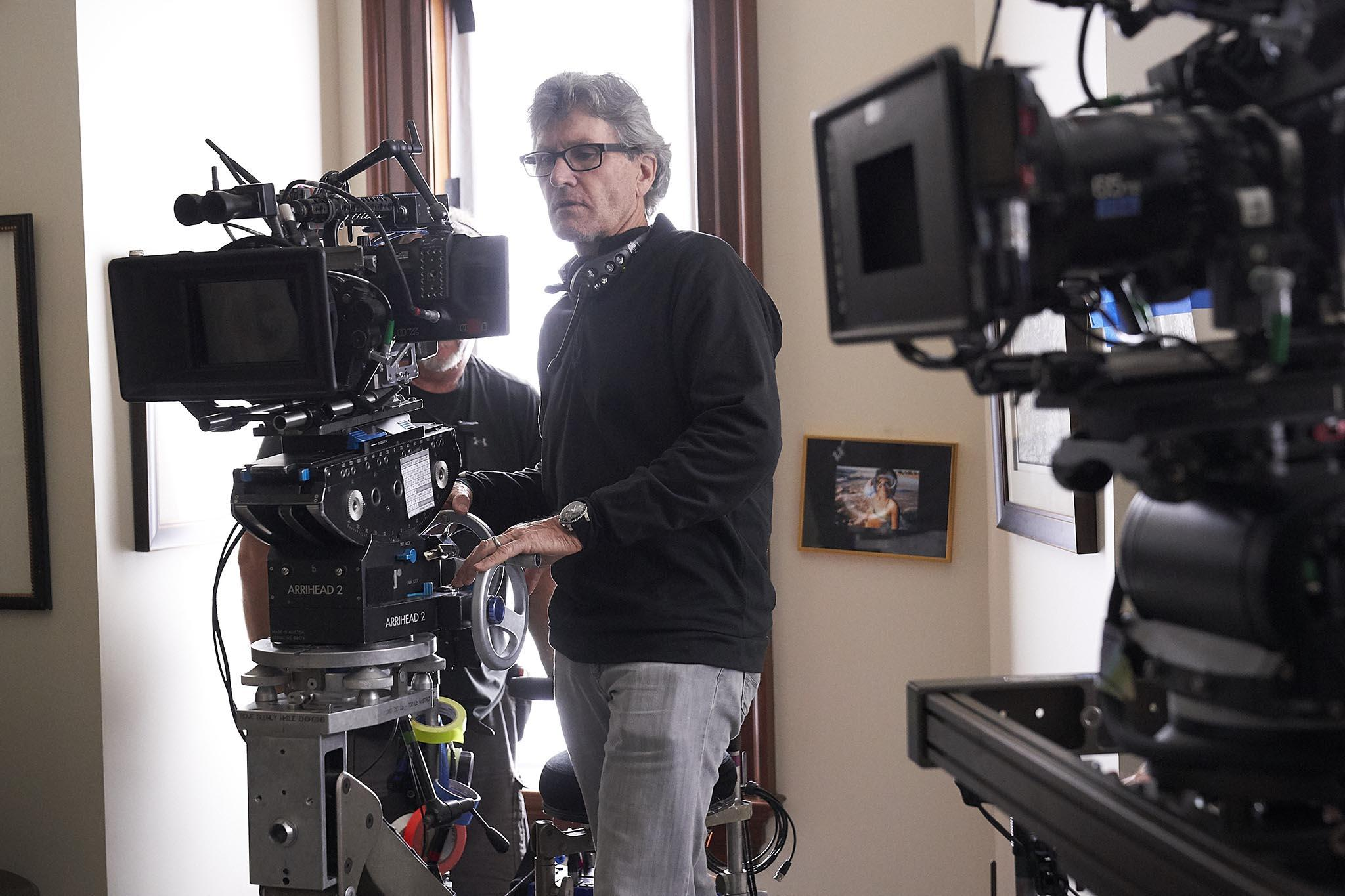 Don Burgess, ASC, RED Camera Owner - Film and Digital TimesFilm and Digital  Times