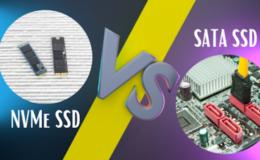 NVMe SSD和SATA SSD有何不同