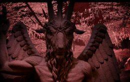 恶魔形象为什么是红色?