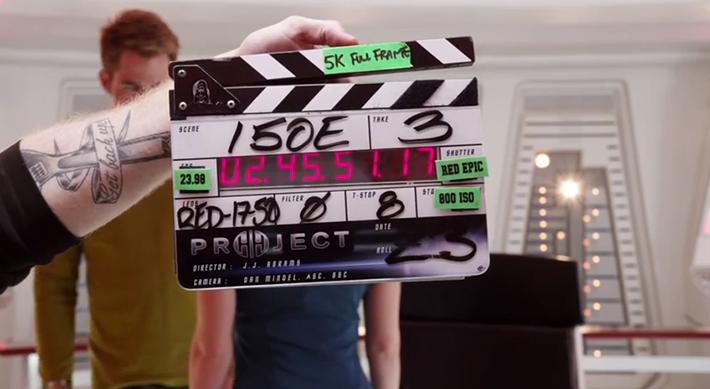 Behind the Scenes: Star Trek Into Darkness | Fstoppers