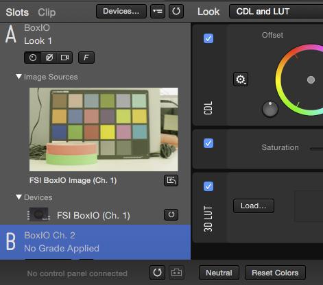 影视色彩管理专家,LUT box