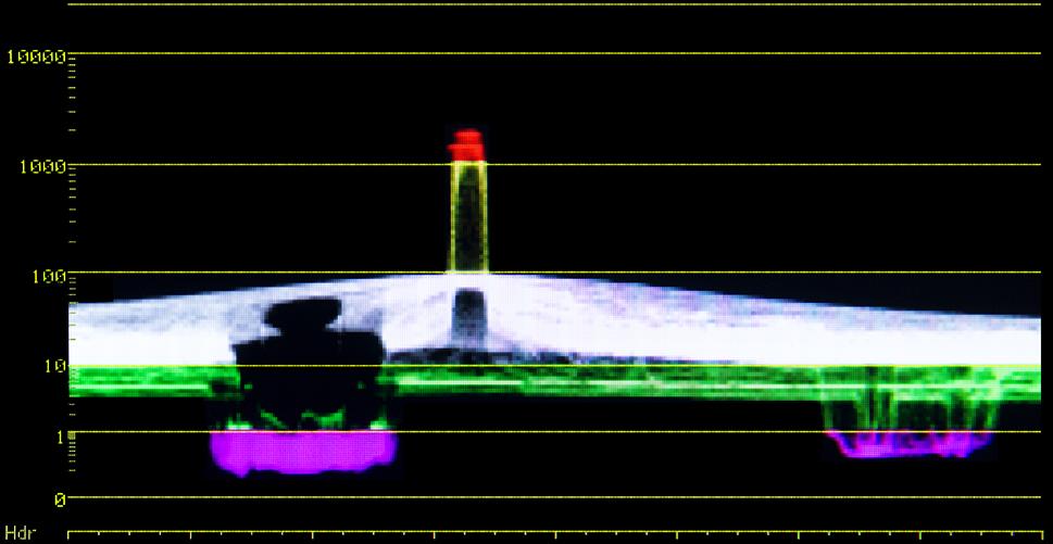 尊正监视器DM170
