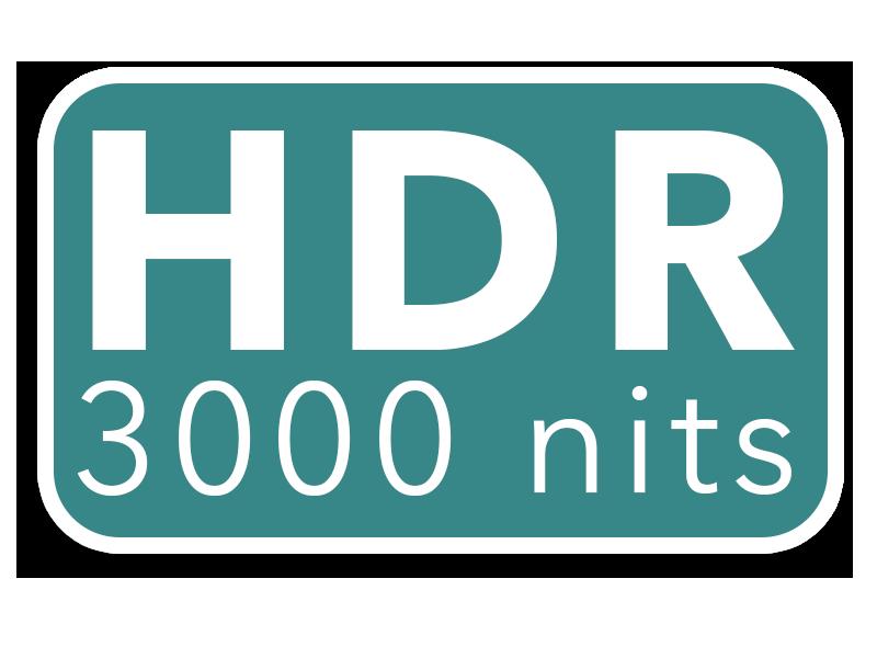 尊正HDR3000nits监视器XM310K