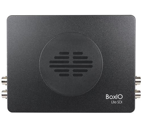 尊正色彩管理设备BoxIO SDI精简版