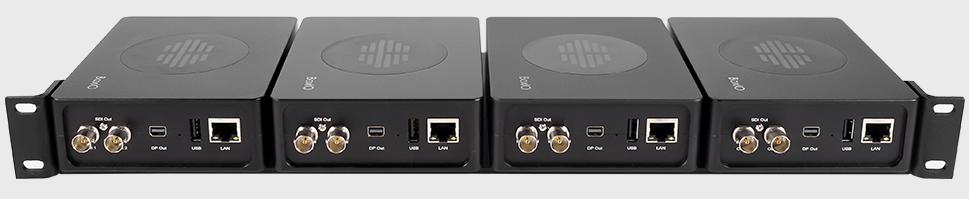 尊正色彩管理设备BoxIO设计紧凑