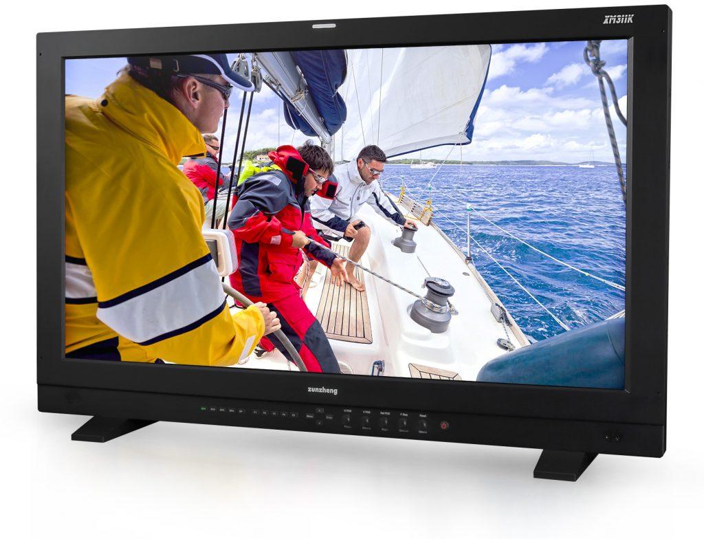 影视色彩管理专家,尊正监视器,主控级监视器,4K HDR监视器